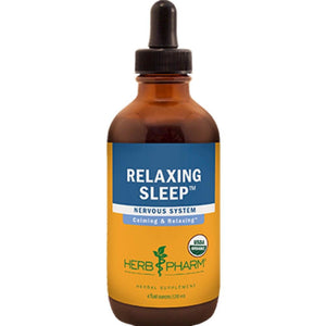 Herb Pharm Relaxing Sleep Tonic Compound 4 oz FVAL04 ME