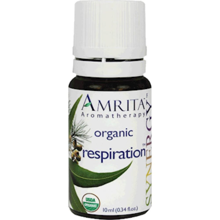 Amrita Aromatherapy Respiration Helps Improves Sespiration, Expels Mucous 10 milliliter ME