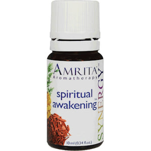 Amrita Aromatherapy Spiritual Awakening Helps in Uplifting 10 ML SYN218-10 ME