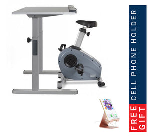 Lifespan Fitness Bike Desk C3DT5S