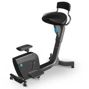 Lifespan Fitness Bike Desk Large With Cherry Desktop Unity