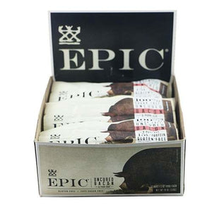 Epic Bacon Maple Protein Bars 12 1.5 oz. 232164 4 PACK SD OC