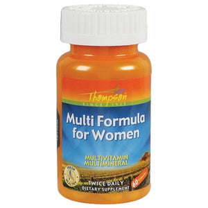 Thompson Multi Vitamin Mineral for Women 60 capsules 214491 OC