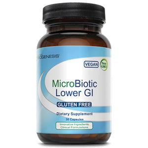 Nutra Biogenesis MicroBiotic Lower GI 30 caps 71527 SD
