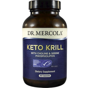 Keto Krill 30 Day 60 caps