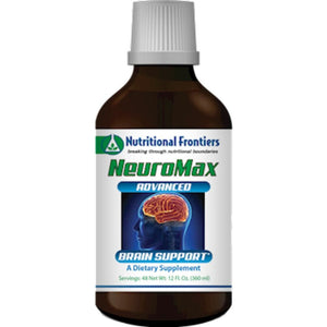 Nutritional Frontiers NeuroMax 48 servings CA Only 01.NF.414.120 SD