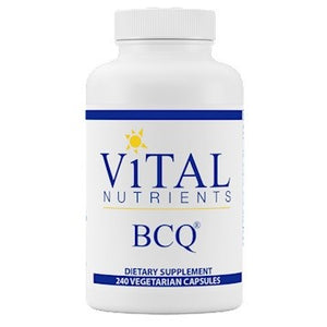 Vital Nutrients BCQ 240 caps CA ONLY IHI