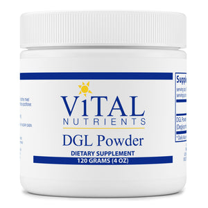 Vital Nutrients DGL Powder 4 oz IHI