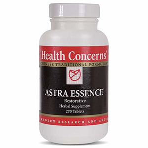 Health Concerns Astra Essence Restorative Herbal Supplement 270 Tablets
