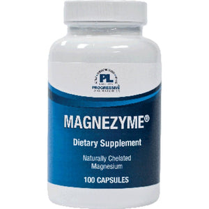 Progressive Labs Magnezyme Supplement, 100 Count EM