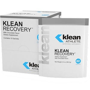 Klean Athlete Klean Optimizes Muscle Recovery After Exercise 10 Sachets EM