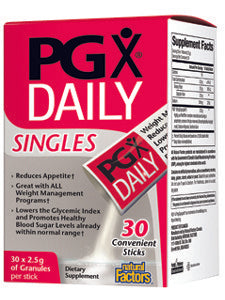 Natural Factors PGX Daily Singles 30 Pk 3570 ES