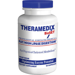 Theramedix Fat High Lipase Digestion 60 caps 23050 ME