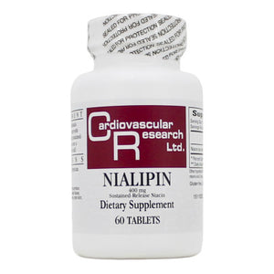 Ecological Formulas Nialipin 400mg Time Release 60 caps NIAL