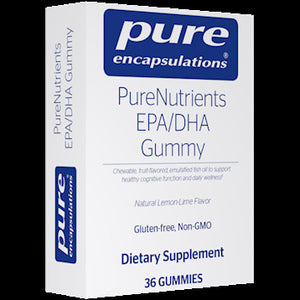 PureNutrients EPA/DHA 36 Gummies ME