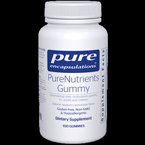PureNutrients Gummy 100 gummies ME
