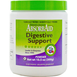 Nature's Sources AbsorbAid Digestive Support 10.5 oz ABS300