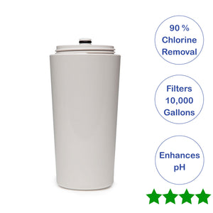 Austin Springs Premium Shower Replacement Filter AS-SH-P-R