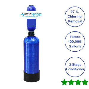Whole Home Chloramines Replacement For Municipality 400,000 Gallon Austin Spring - NutritionalInstitute.com