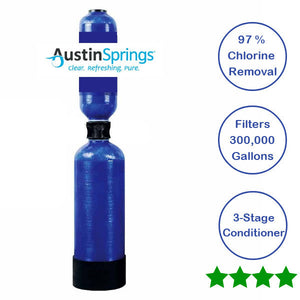 Whole House Replacement Filter For Municipality 300,000 Gallon Austin Spring - NutritionalInstitute.com