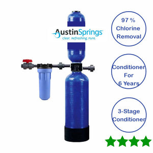 Whole House Salt Free Water Conditioner System For Municipality Austin Spring - NutritionalInstitute.com