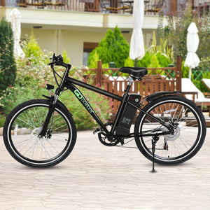 Electric Mountain Variable Speed Lithium Battery Bicycle SP35208 - NutritionalInstitute.com