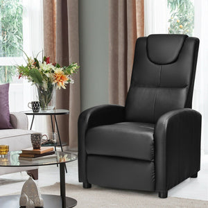 Electric Vibrating Massage Recliner Sofa Chair HW60986 WC