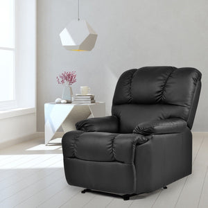 Recliner Massage Sofa Chair Heated Lounge Couch HW52719 WC
