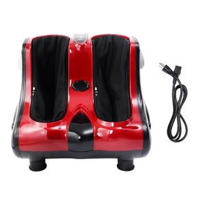 Shiatsu Kneading Rolling Vibration Heating Foot Massager HW51163
