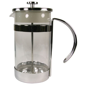 Accessories Chrome Plated Steel Coffee And Tea Press 30 Ounce 222395 OC