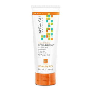 Andalou Naturals Sweet Orange & Argan Styling Cream 6.8fl.oz.225581 OC