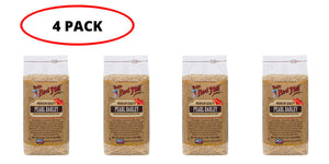 Bob's Red Mill Pearl Barley 30 oz 4 PACK 232880 OC - NutritionalInstitute.com