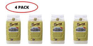 Bob's Red Mill Stone Ground Brown Rice Flour 24 oz 4 PACK 230791 OC - NutritionalInstitute.com