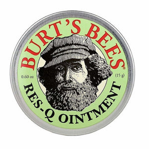 Burts Bees Outdoor & Sun Res Q Ointment 0.60 oz Tin OC
