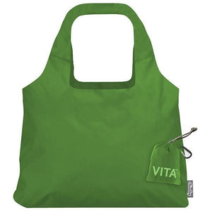 ChicoBag Pale Green Vita Reusable Shopping Bag OC