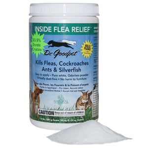 Dr. Goodpet Outside Flea Relief 1.5 lb 221792 OC