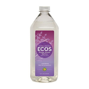 Earth Friendly Products Organic Lvndr Hand Soap Refill 32fl.oz.227537 OC