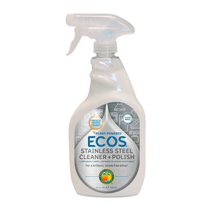 Earth Friendly Products Stainless Steel Cleaner & Polish 22 oz.225713 OC