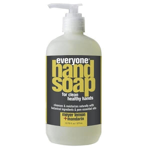 Everyone Meyer Lemon + Mandarin Hand Soap 12.75 fl oz 227548 OC