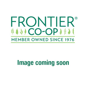 Frontier Labelled Glass Jar with Small-Hole Fliptop Cap 12 ct 1 oz.8751 OC