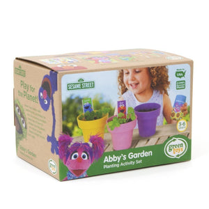 Green Toys Abby's Garden Activity Set for 3-6 years 233887 OC