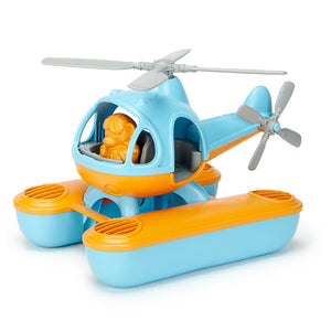 Green Toys Green Toys Bath & Water Play Blue Seacopter for 2+ years OC - NutritionalInstitute.com