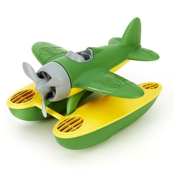 Green Toys Green Toys Bath & Water Play Green Seaplane for 1+ years OC