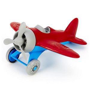 Green Toys Vehicles Airplane, Red OC - NutritionalInstitute.com