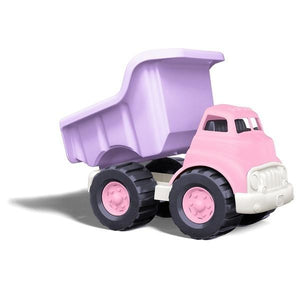 "Green Toys Vehicles Dump Truck, Pink & Purple 10"" x 7 1/2"" x 7 1/8"" OC - NutritionalInstitute.com"