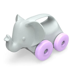 Green Toys Vehicles Elephant on Wheels, Grey OC - NutritionalInstitute.com