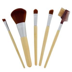 Honeybee Gardens Eco-Friendly Professional Cosmetic Bsh Set 228406 OC