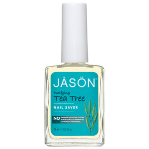Jason Jason Tea Tree Nail Saver 0.5 fl oz 207581 OC