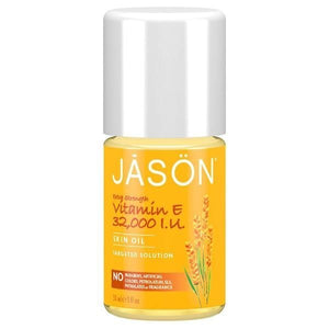 Jason Vitamin E Pure & Natural Beauty Oil 1.1 fl oz 207588 OC