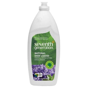 Seventh Generation Lvndr Floral Mint Dish Liquid 25fl.oz.218097 OC